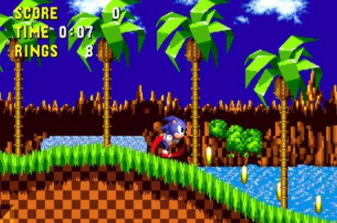 Resultado de imagen para sonic the hedgehog game
