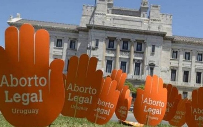 Resultado de imagen para aborto uruguay