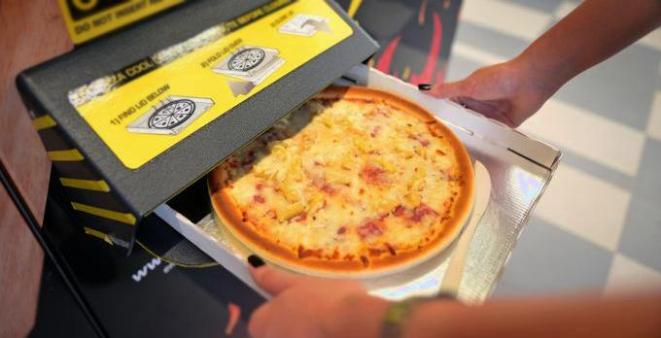 Resultado de imagen para The Pizza Self 24-hour