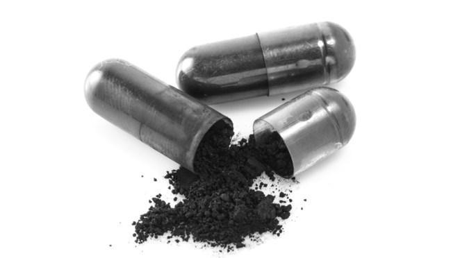 Resultado de imagen para charcoal pill
