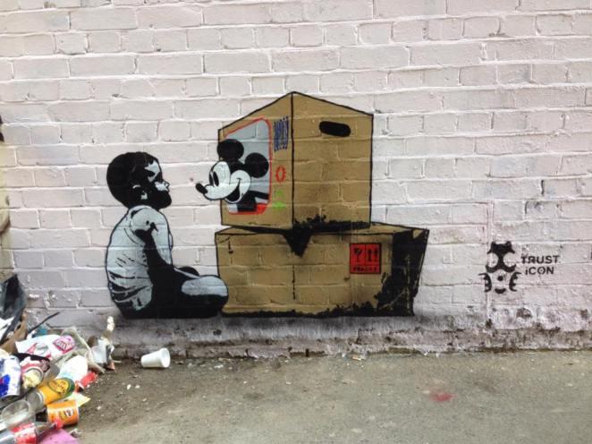 Resultado de imagen para iCONO graffiti artist