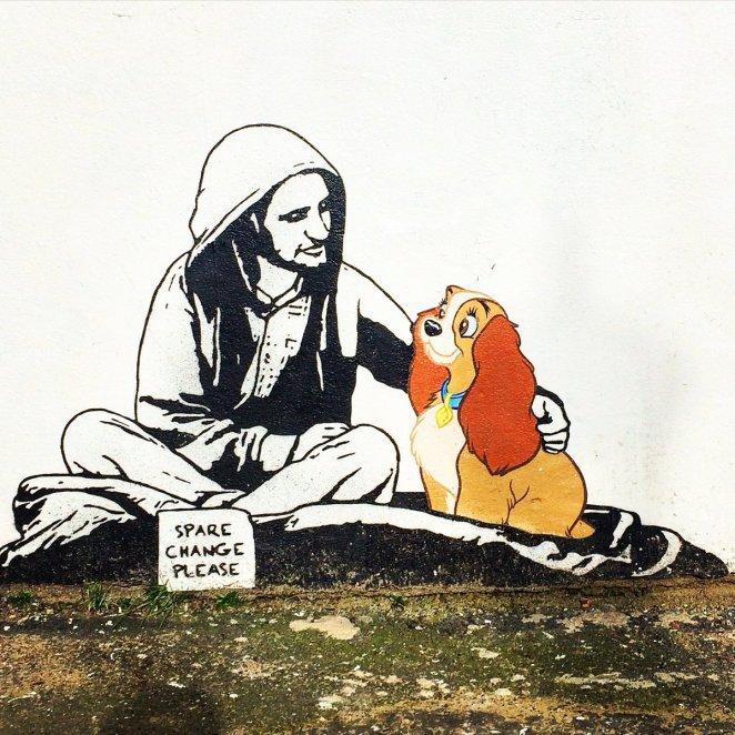 Resultado de imagen para TRUST. iCON global street art movement