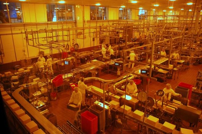 Resultado de imagen para cheese factory