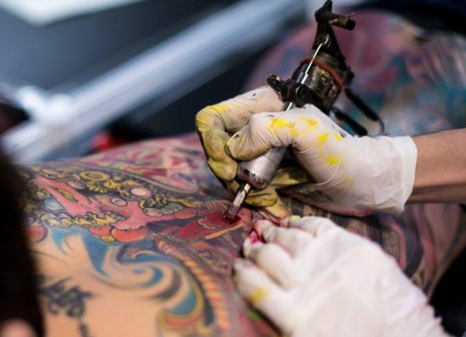 Resultado de imagen para tattooing