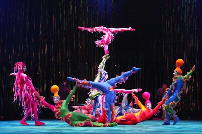 Resultado de imagen para cirque du soleil