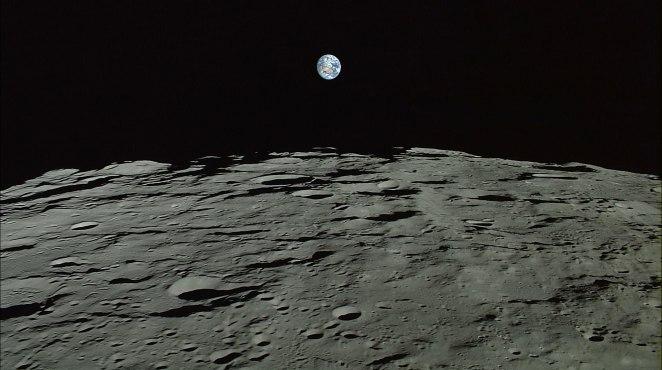 Resultado de imagen para flags on the moon