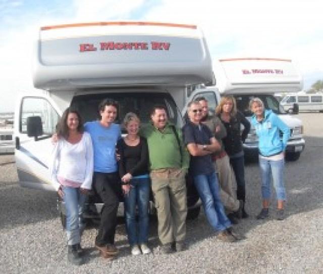 Happy El Monte Rv Customers