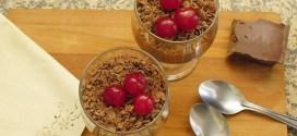 Para comer: Mousse de chocolate fácil e deliciosa