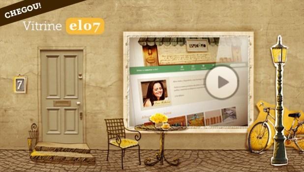 Conheça a Vitrine Elo7, uma loja pra chamar de sua!