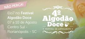 Elo7 no Festival Algodão Doce, em Florianópolis