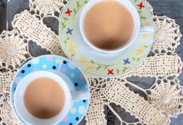 receita de chai latte