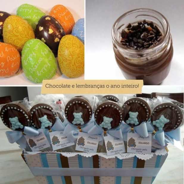 chocolate artesanal