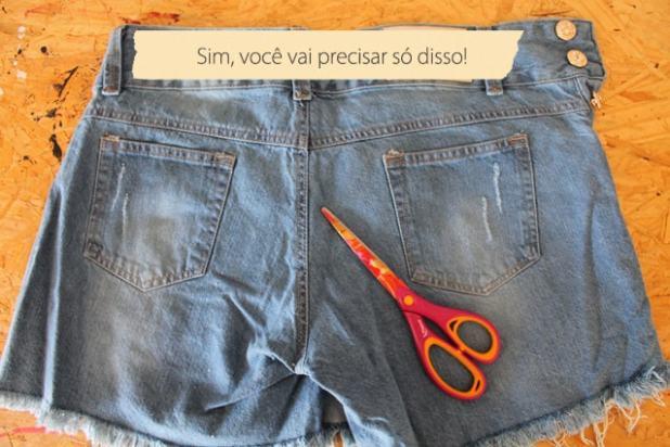 porta-carregador de celular feito com jeans