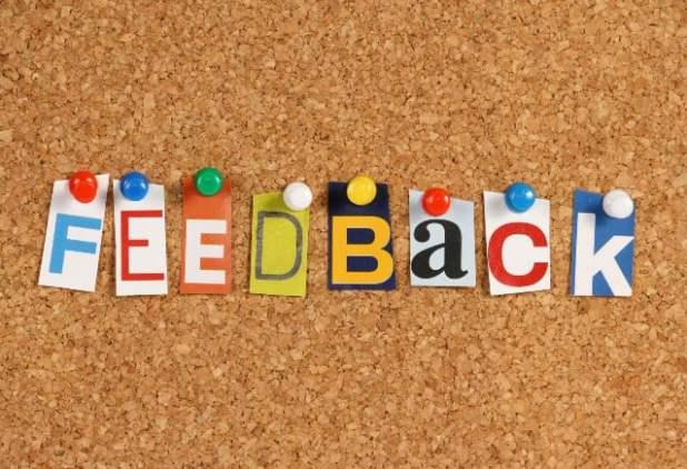 Avaliação de clientes e feedbacks