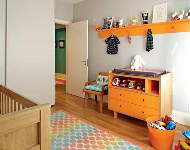 Como montar o quarto sem saber o sexo do bebê