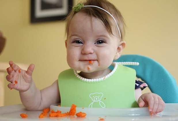 Método de introdução alimentar BLW