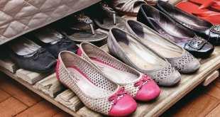 como organizar sapatos dicas