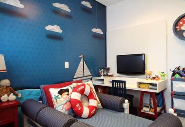 decorar com papel de parede