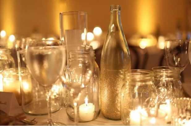 casamento-sem-flores-vidros-e-velas