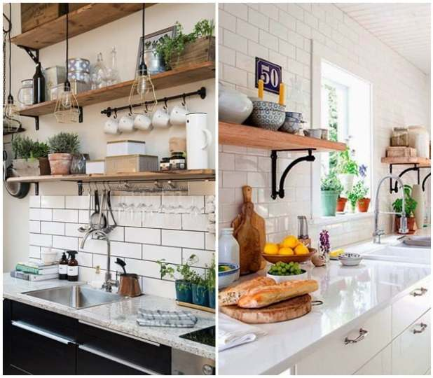 Azulejo metr tend ncia na decor da cozinha e banheiro blog do elo7 - Azulejo de metro ...