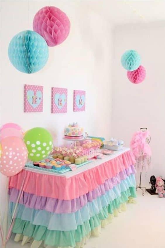 Checklist aniversário infantil