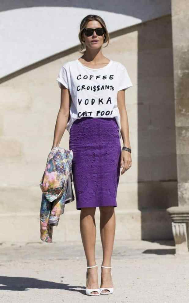15 looks com camisetas divertidas