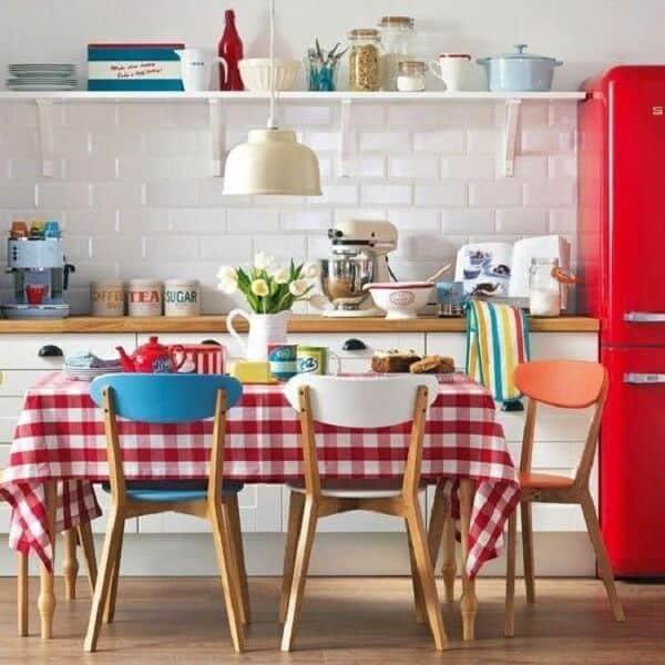 7 dicas de decoração para cozinha compacta