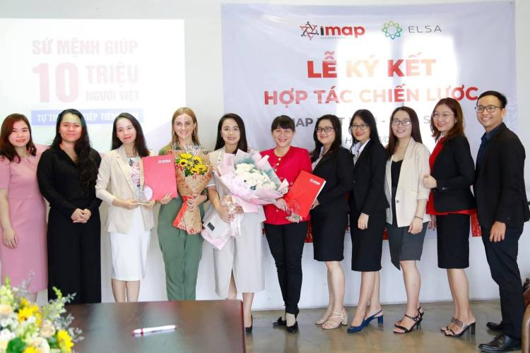 ELSA Partners With IMAP To Educate Millions In Vietnam