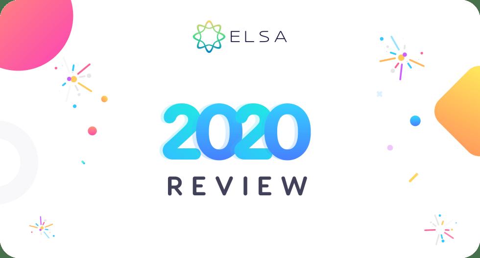 ELSA 2020 in review