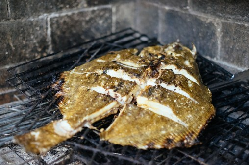 Foodie Portugal Travel: Grilled Turbot in the Alentejo - Emanuele Siracusa - Portugal Food and Travel Photographer
