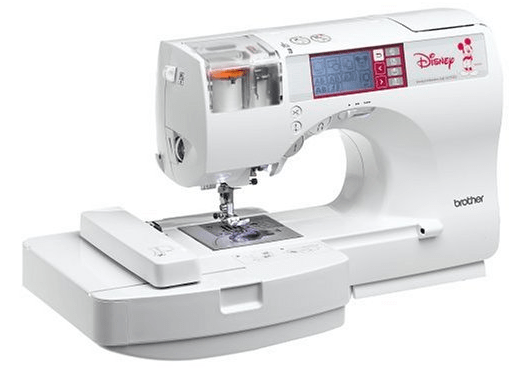Brother SE270D Computerized Embroidery Machine