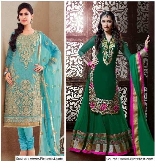 Salwar Suit Design Embroidery Designs For Suits For 2019