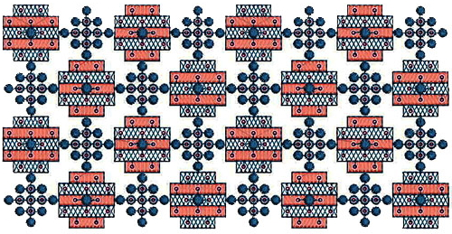 Kantha Embroidery Designs Types Example Of Kantha Stitch