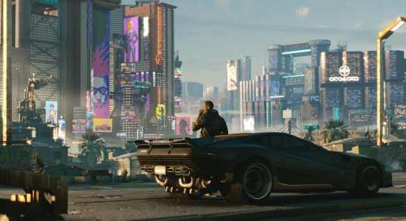 Cyberpunk 2077 wurde auf den 17. September 2020 verschoben.