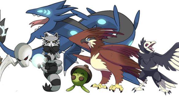 Kinfolk heißen die Pokémon-ähnlichen Wesen in Kindred Fates.