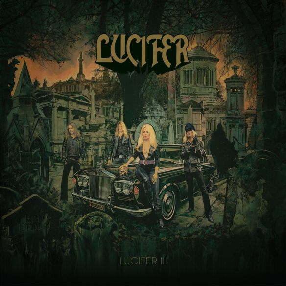 Lucifer - Cover