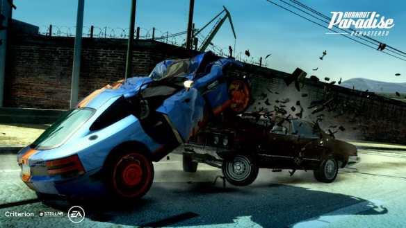 Burnout Paradise Remastered kommt noch in 2020 für die Nintendo Switch.