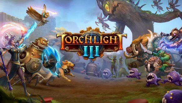 Torchlight III erscheint noch in diesem Jahr für den PC.