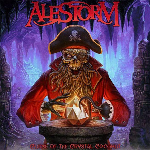 Alestorm - Cover