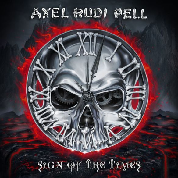 Axel Rudi Pell - Cover