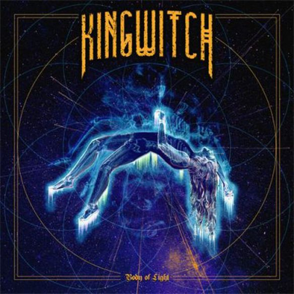 King Witch - Cover