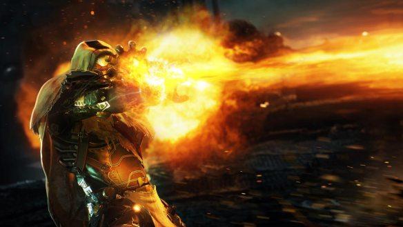 Der Pyromancer wird im neuen Gameplay-Trailer vorgestellt.