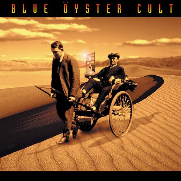 Blue Öyster Cult - Cover