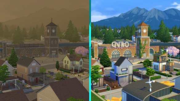 In Sims 4 Nachhaltig leben sorgen wir für eine bessere Welt.