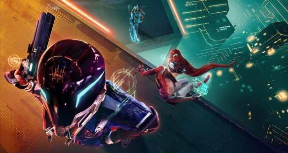 Hyper Scape ist der neue Battle Royale-Shooter von Ubisoft.