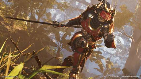 Der Samurai-Predator ist ab sofort verfügbar.