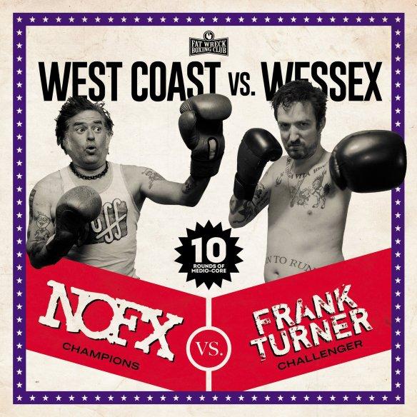NOFX Frank Turner - Cover