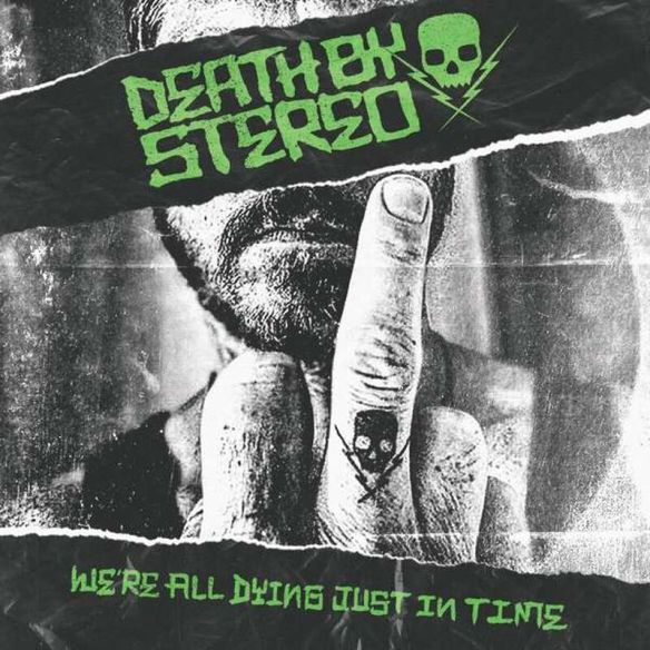 Death By Stereo - Cover