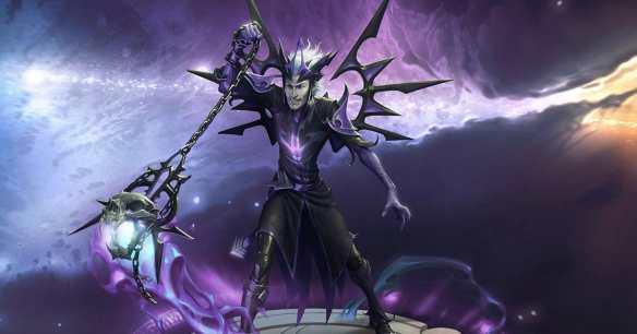 Der Nekromagier ist eine der fünf spielbaren Klassen zum Start von Magic: Legends.