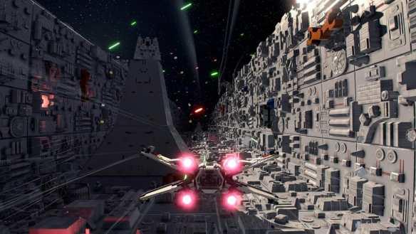 Die Lego Star Wars-Spiele bieten immer massenhaft Spaß und Unterhaltung.